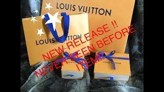 NEW RELEASE LOUIS VUITTON ITEM NEVER SEEN!! ! UNBOXING THE NEW ZOE!!