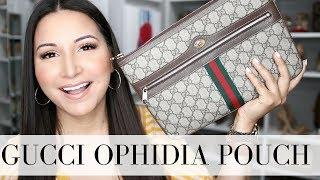 GUCCI OPHIDIA POUCH - First Impressions + WIMB| LuxMommy