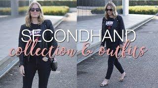 My secondhand collection | Luxury brands, unique vintage finds and more!
