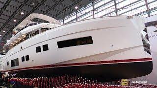 2018 Sirena 64 Luxury Motor Yacht - Walkaround - 2018 Boot Dusseldorf Boat Show