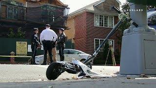 Brooklyn: Grandpa Riding Razor Scooter Killed by Truck
