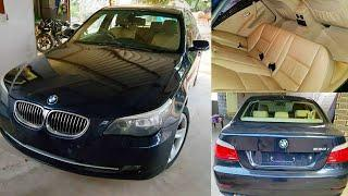BMW 530i - Luxury second hand car in tamilnadu