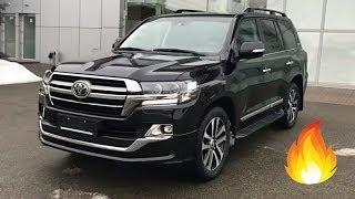 New Toyota Land Cruiser V8 2019 Black Beauty | Billionaire Cars Club