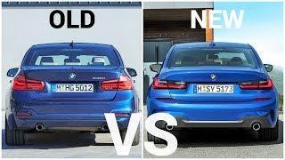 2019 BMW 3 Series vs Old BMW 3 Series