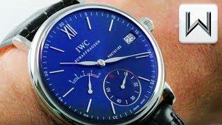 IWC Portofino Hand-Wound 8 Day (IW5101-06) Luxury Watch Review
