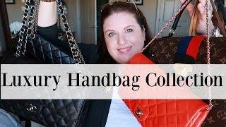 My Entire Luxury Handbags Collection 2019???? | Louis Vuitton, Chanel, Dior and more ...