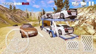 Lüks Araç Taşıma Oyunu // John: Truck Car Transport Android Gameplay FHD