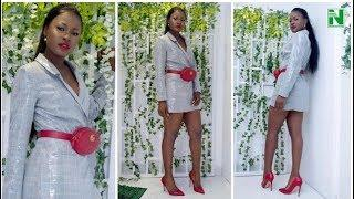 ALEX SHOWS-OFF EXPENSIVE BRACELET AS SHE OPENS LUXURY BEAUTY STORE 'LAVYANNA' IN LAGOS