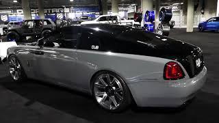 Rolls Royce Luxury Car  || 2018 LA Auto Show