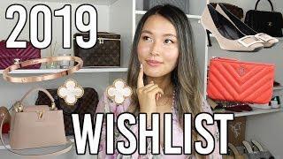 Luxury Wishlist for 2019 | Louis Vuitton Capucines, Hermes Kelly etc | Isabelle Ahn