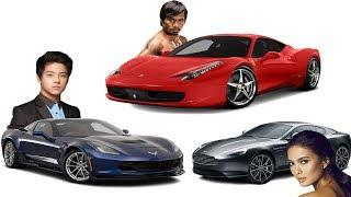 Most Expensive and Luxury Cars Owned By Famous Filipino Celebrities ★ Pinoy Celebrities Cars