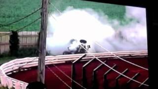 305 Sprint car Crashes at Williams Grove Speedway 2005