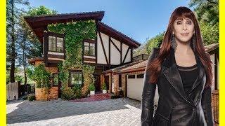 Cher House Tour (Cherilyn Sarkisian) $2500000 Expensive Luxury Lifestyle 2018