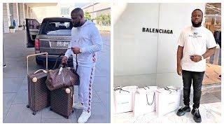 HUSHPUPPI: The Best Lifestyle In the World, Watch His Luxury lifestyle