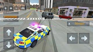 Police Car Driving vs Street Racing Cars (by Gumdrop Games) Android Gameplay [HD]