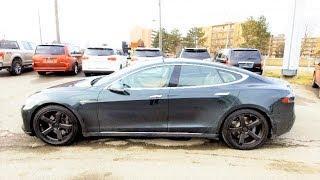 2013 Tesla Model S P85 Performance - Used Cars - For Sale - Brantford Kia 519-304-6542 Stock No 2564
