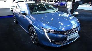 2019 Peugeot 508 SW Allure - Exterior and Interior - Paris Auto Show 2018