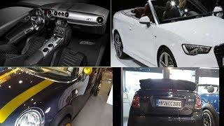 Second Hand Luxury cars at cheap price|| Car Street|| Mustang||Audi||B.M.W||Mini cooper||Must Watch.