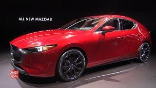 2019 Mazda 3 - Exterior And Interior Walkaround - 2018 LA Auto Show
