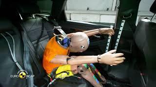 Range Rover Evoque - Crash Tests 2019 - UFC Que Choisir
