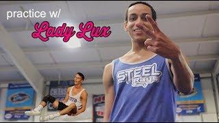WORLDS WEEK WITH LADY LUX