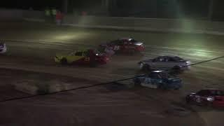Old Bradford Speedway Mini Stock Feature 7-1-18