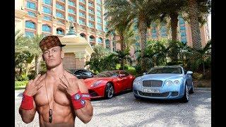 John Cena's Luxury Cars Collection 2018