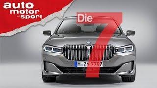 BMW 7er-Reihe (2019): 7 Fakten zum 7er, die jeder BMW-Fan wissen sollte | auto motor & sport