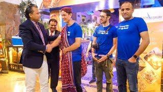 Hotels in Pakistan - BEACH LUXURY HOTEL Review + Seafood Dinner in Karachi!