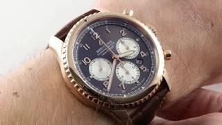 2018 Breitling Navitimer 8 B01 Chronograph RB0117131Q1P1 Luxury Watch Review