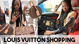 Luxury Shopping at Louis Vuitton + Lunch at Novikov!   Duchess of Fashion
