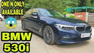 BMW 530i SPORT LINE LUXURY CAR FOR SALE | SUPER LUXURY CARS AT REASONABLE PRICES | JD VLOGS DELHI