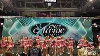 Cheer Extreme LADY LUX - CEA SHOWCASE 2019