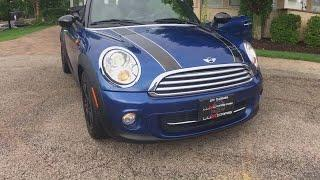 2012 MINI Cooper Convertible Milwaukee, WI, Kenosha, WI, Northbrook, Schaumburg, Arlington Heights,