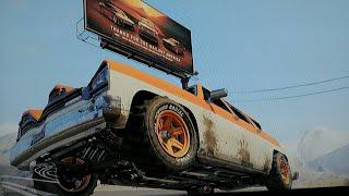 Crashed my truck