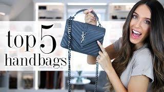 5 Best Handbags to JUMPSTART Your Luxury Collection