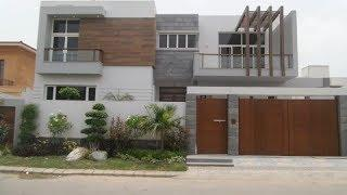 500 Sq.Yd. LUXURY BRAND NEW BUNGALOW FOR SALE IN PHASE 8 DHA KARACHI