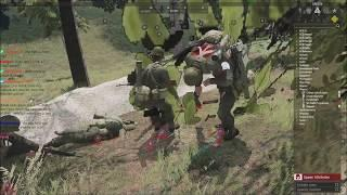 Panic! A Firefight that results in 50% casualties...