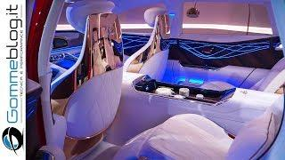 Mercedes Maybach Vision Ultimate Luxury Car - INTERIOR + EXTERIOR