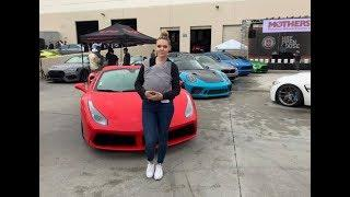 FIRST TIME TAKING MY WIFEY TO CARS AND COFFEE X HRE OPEN HOUSE 06.01.2019