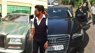 Shahrukh Khan VS Salman Khan Car Collection 2019