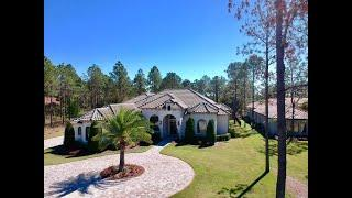Orlando Luxury New Homes - Bella Collina Custom Home by Vogel Building Group $1,635,000