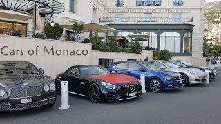Cars of Monaco