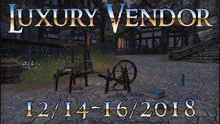 ESO Luxury Vendor 12-14-2018