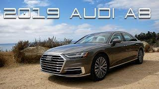 2019 Audi A8 First Drive & Review - Flagship Luxury & Tech