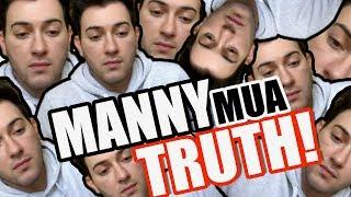 MANNY MUA IS BACK PR ADVICE