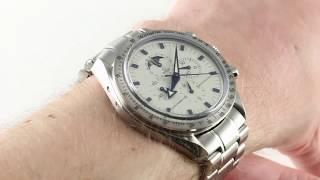 Omega Speedmaster Professional Moon Phase 3575.20.00 Luxury Watch Reviews