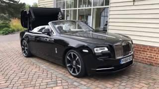 Rolls-Royce Dawn - Music Edition with Aero Cowling