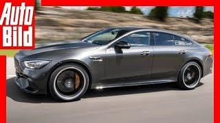 Mercedes AMG GT 4 Türer Coupé (2018) Review/Fahrbericht/Test