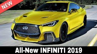 10 New Infiniti Cars and Crossovers Designed to Shatter Premium Standards in 2019